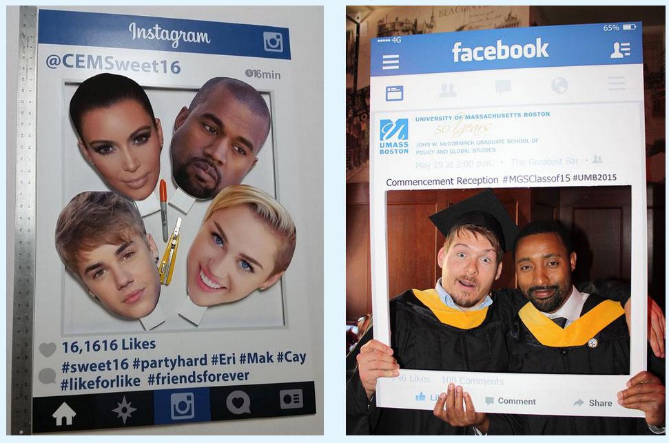 FREE Custom Facebook and Instagram Screens! ($100 Value)