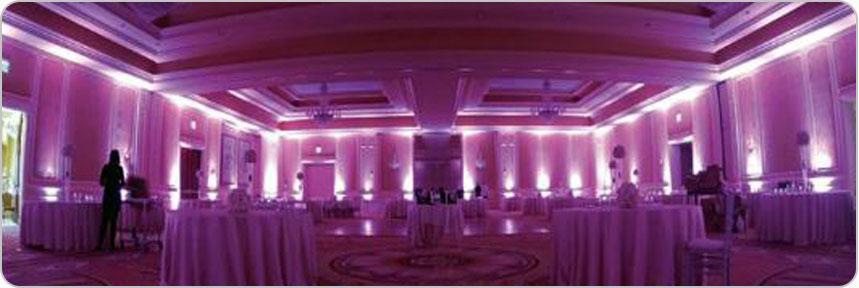 Wedding Uplighting Deals Boston MA
