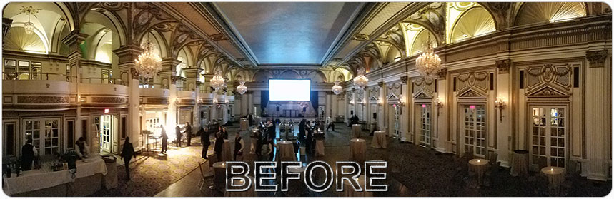 uplighting-boston-before-pictures